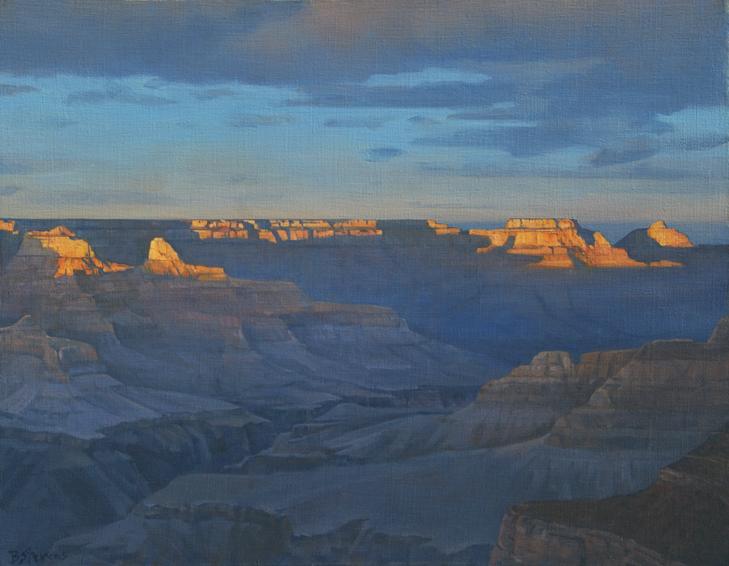canyon-spotlight