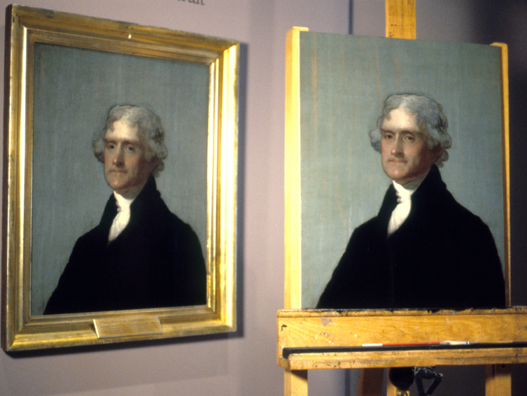 stuart edgehill, edgehill portrait, historical portrait, oil painting, Smithsonian National Portrait Gallery