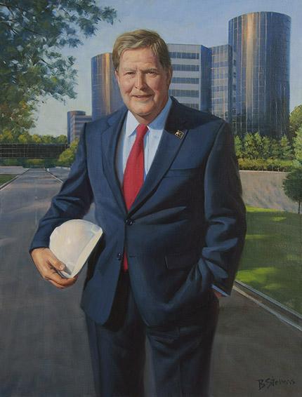 Nicholas Carosi III, chairman, INOVA Health Systems, Inc., president and CEO, Arban & Carosi, Inc